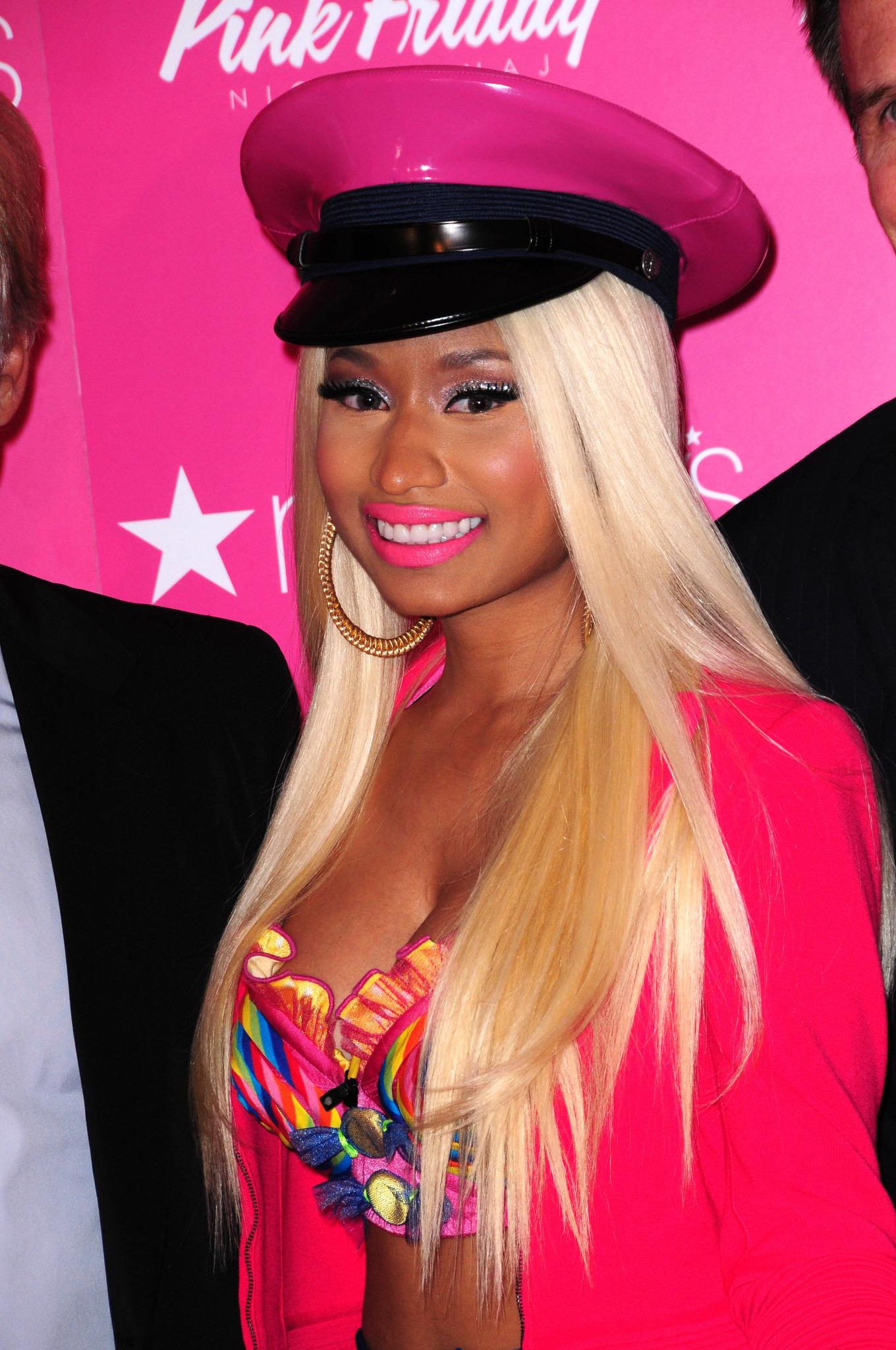 Real Nicki Minaj